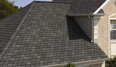 Cedar Topped Roofing Asphalt Roofs