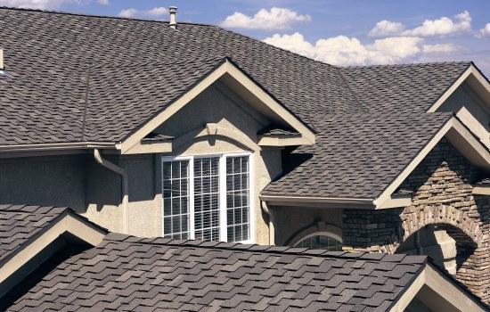 Cedar Topped Roofing Asphalt Roofs